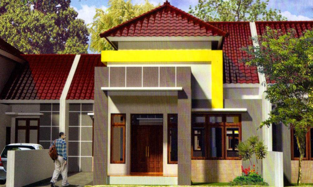 contoh desain rumah minimalis 2