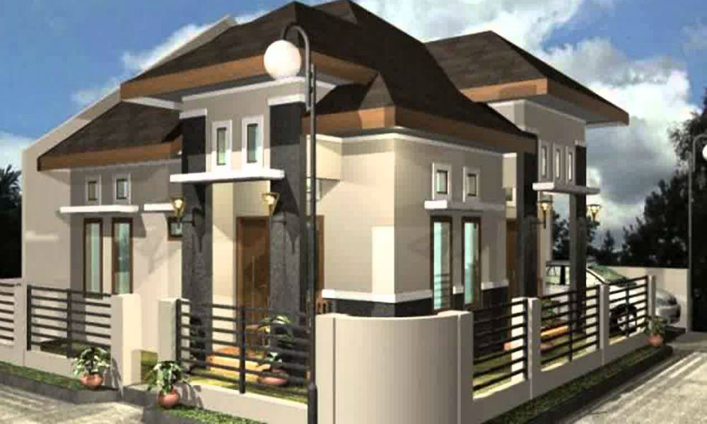 contoh rumah mewah hook 2